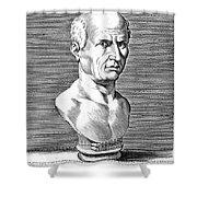 Marcus Tullius Cicero Shower Curtain by Granger