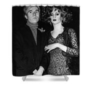 Andy Warhol (1928-1987) Shower Curtain by Granger