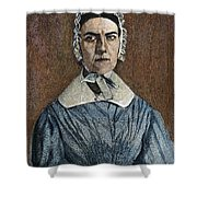 ANGELINA EMILY GRIMKE Shower Curtain by Granger