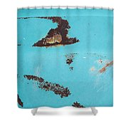 Ap13 Shower Curtain by Fran Riley