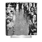 Ballroom, C1900 Shower Curtain by Granger