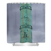 Bastille Paris Shower Curtain by Andrew Fare