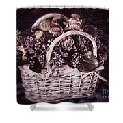 Bittersweet Memories Shower Curtain by Jutta Maria Pusl