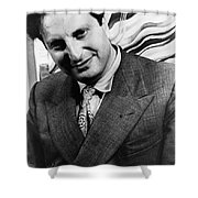Carlo Levi (1902-1975) Shower Curtain by Granger