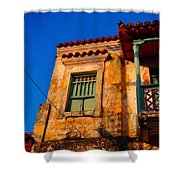 Casa De Las Brujas Shower Curtain by Skip Hunt