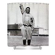 Casey Stengel (1891-1975) Shower Curtain by Granger