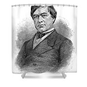 Cassius Clay (1810-1903) Shower Curtain by Granger
