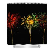 Celebration Shower Curtain by James Heckt