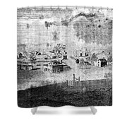 Concord, 1776 Shower Curtain by Granger