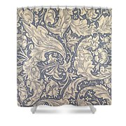 Daisy Design Shower Curtain by William Morris