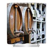 Diy Wine Shower Curtain by Heather Applegate