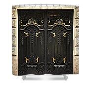Doors Shower Curtain by Elena Elisseeva