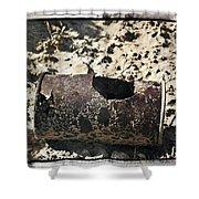E V I D E N C E Shower Curtain by Charles Dobbs