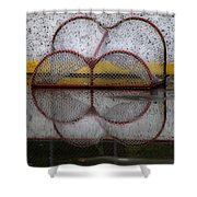 End Of The Season Shower Curtain by Andrew Fare