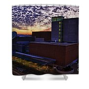 Fox Cities Performing Arts Center Shower Curtain by Joel Witmeyer