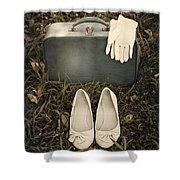 Goodbye Shower Curtain by Joana Kruse