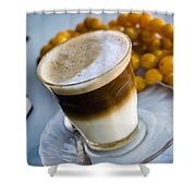 Harar, Ethiopia, Africa Coffee And Shower Curtain by David DuChemin