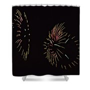 Have a Fifth on the Fourth Shower Curtain by Susan Candelario