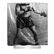 HENRY ARMSTRONG (1912-1988) Shower Curtain by Granger
