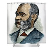 Henry Highland Garnet Shower Curtain by Granger