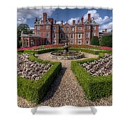 Home Sweet Home Shower Curtain by Adrian Evans