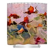 Imagine - F0104bt03f Shower Curtain by Variance Collections