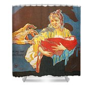 Intolerance Shower Curtain by Georgia Fowler