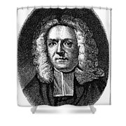 James Blair (1655-1743) Shower Curtain by Granger