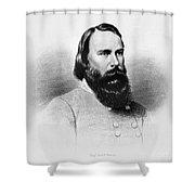 JAMES LONGSTREET (1821-1904) Shower Curtain by Granger