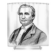 John Hunn (1818-1894) Shower Curtain by Granger