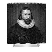 John Winthrop (1588-1649) Shower Curtain by Granger