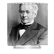 Joseph Henry, American Scientist Shower Curtain by Science Source