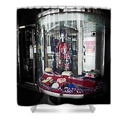 July Eigth Twenty Twelve Shower Curtain by Charles Stuart