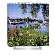 Lough Derg, Ireland Shower Curtain by The Irish Image Collection