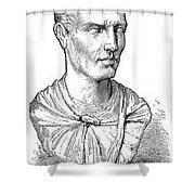 Lucius Licinius Lucullus Shower Curtain by Granger