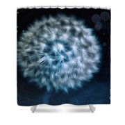 Lullaby For The Moon Shower Curtain by Jutta Maria Pusl
