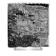 Montezuma Castle  Shower Curtain by Jack Pumphrey