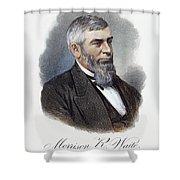 Morrison Remick Waite Shower Curtain by Granger