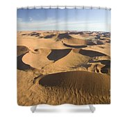 Namib Desert Shower Curtain by Namib Desert