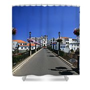 Nordeste - Azores Islands Shower Curtain by Gaspar Avila