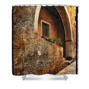 North Italy 3 Shower Curtain by Mauro Celotti