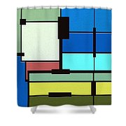Obsession Shower Curtain by Ely Arsha