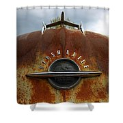 Oldsmobile Shower Curtain by Steve McKinzie