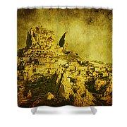 Persian Empire Shower Curtain by Andrew Paranavitana