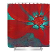 Petaline - T23b2 Shower Curtain by Variance Collections