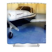 Piper Saratoga Shower Curtain by Cheryl Young
