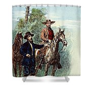 Plantation: Overseer, 1867 Shower Curtain by Granger