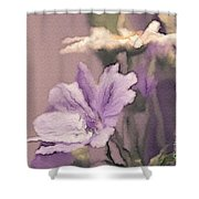 Pretty Bouquet - A05t01 Shower Curtain by Variance Collections