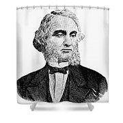 Robert Purvis (1810-1898) Shower Curtain by Granger