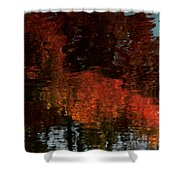 Say It Softly Shower Curtain by Dana DiPasquale